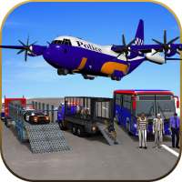 Polisi Airplane Transporter on 9Apps