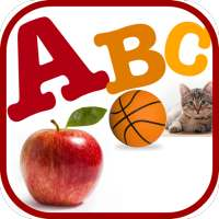 ABC Alphabets Learning Flashcard for Toddlers Kids on 9Apps