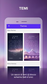 Blocco App Con Impronta Digitale & Password screenshot 4