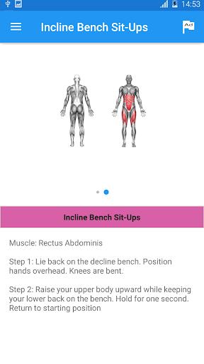 Fitness & Bodybuilding screenshot 3