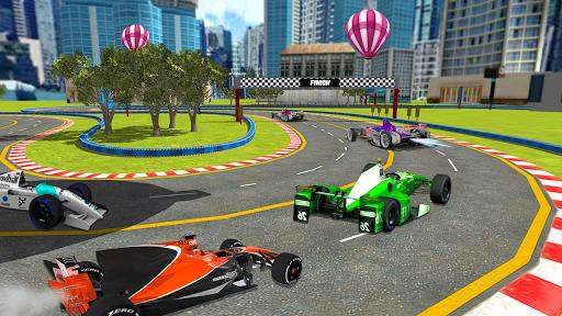 Nieuwe Formula Car Racing Stunt: GT Car Games screenshot 2