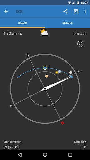 ISS Detector screenshot 4