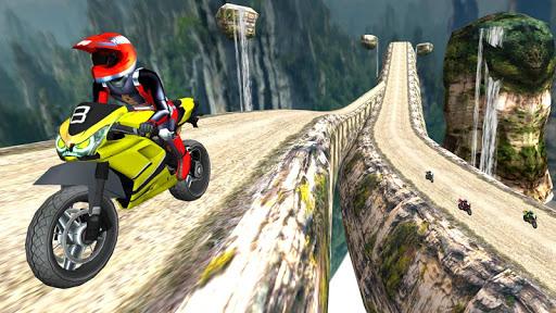 Hill Top Bike Racing screenshot 4