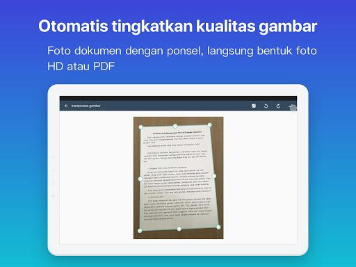 CamScanner: scan ke PDF, Word, Excel, Foto, gratis screenshot 9
