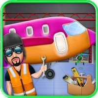 Build an Airplane – Design & Craft Flying Plane on 9Apps