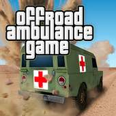 4x4 Off-Road Ambulance Game on 9Apps