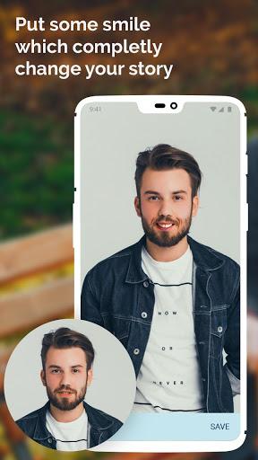 Old Age Face effects App: Face Changer Gender Swap screenshot 12