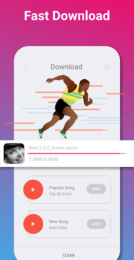 New Uc Browser - Fast Indian Browser, Videos, News screenshot 2