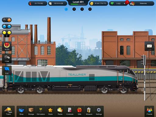 Train Station: Train Freight Transport Simulator screenshot 8