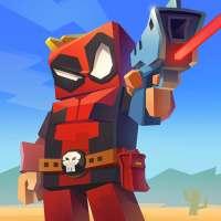 Pixel Combat: Zombies Strike on 9Apps