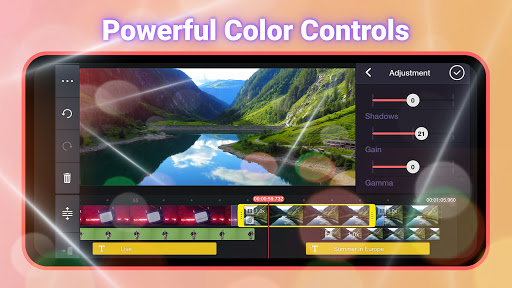 KineMaster - Video Editor screenshot 7