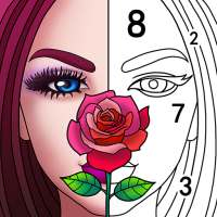 Art Coloring - Coloring Book & Color By Number on APKTom