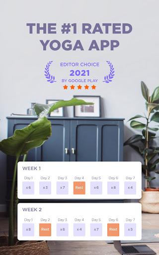 Daily Yoga   Fitness Yoga Plan&Meditation App screenshot 9