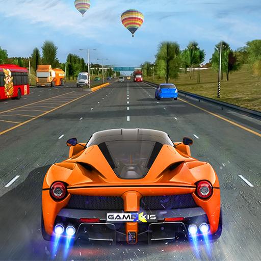 จริง รถยนต์ แข่ง เกม 3d: สนุก ใหม่ รถยนต์ เกม 2020 icon