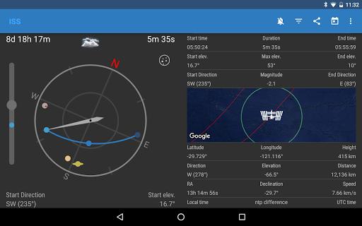ISS Detector screenshot 9
