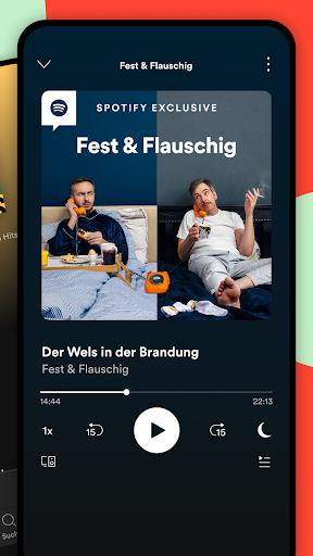 Spotify: Musik und Podcasts screenshot 3