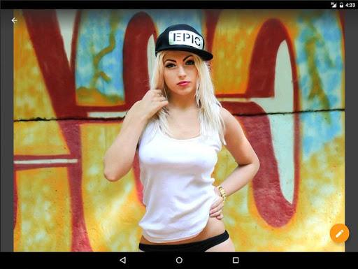 Pro Retouch - body & face photo editor selfie screenshot 11