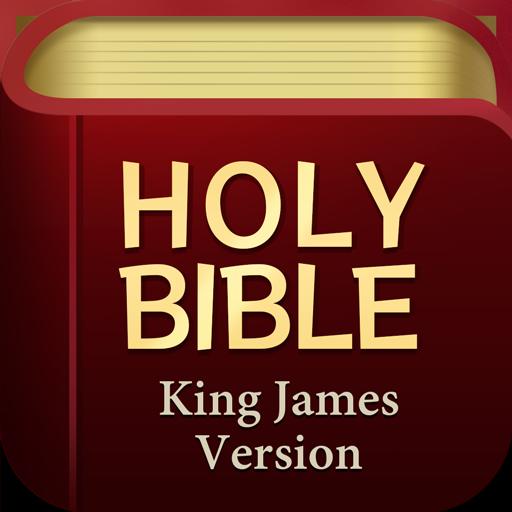 King James Bible (KJV) - Free Bible Verses   Audio иконка