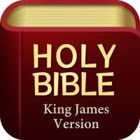 King James Bible (KJV) - Free Bible Verses   Audio on 9Apps