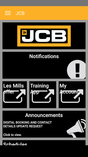 JCB Healthy Living Centre screenshot 2