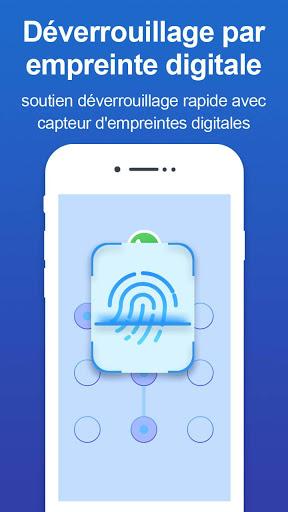 Verrou d'appli - Verrou par code et motif screenshot 4