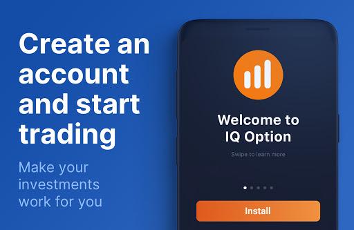 IQ Option – Online Investing Platform screenshot 5