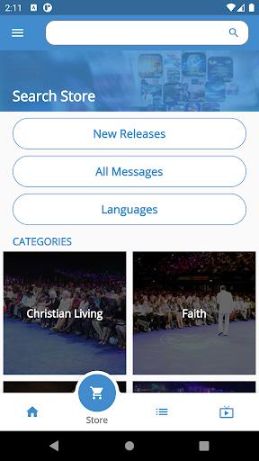 Pastor Chris Digital Library screenshot 4