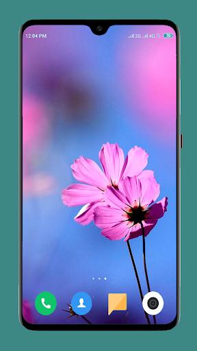 Flowers Wallpaper 4K 10 تصوير الشاشة