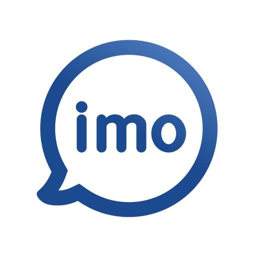 imo video calls and chat icon