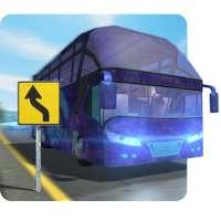 Bus Simulator Cockpit Go : Megabus on 9Apps