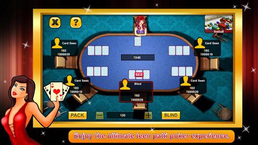 Teen Patti poker screenshot 3