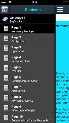 D-Day History स्क्रीनशॉट 1
