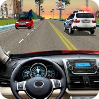 Traffic Racing in Car on 9Apps