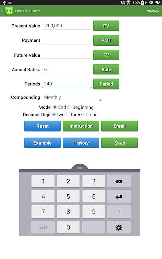 Financial Calculators screenshot 18