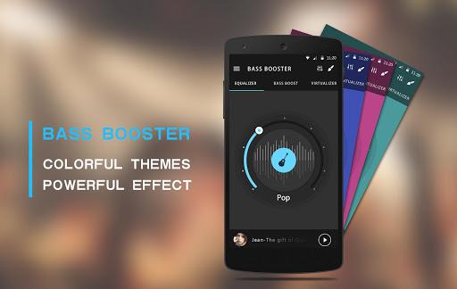Эквалайзер & Bass Booster скриншот 8
