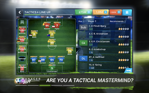 FMU - Football Manager Game screenshot 8