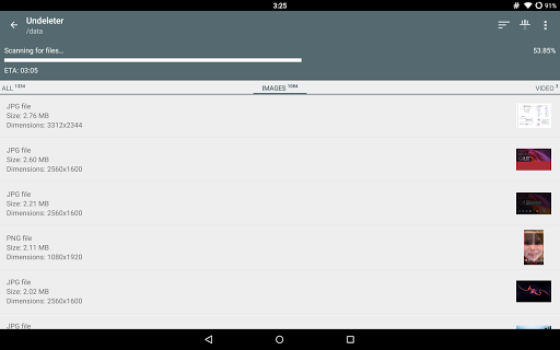 Undeleter Recover Files & Data screenshot 12