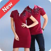 Twin Couple Photo Suit on 9Apps