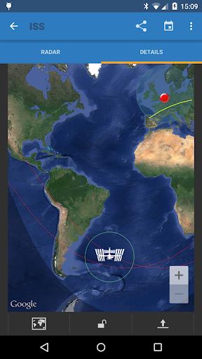 ISS Detector screenshot 5