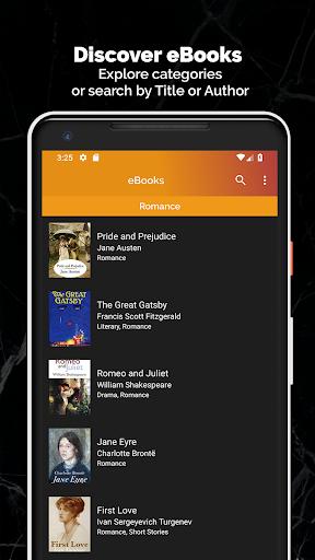 Free Books & Audiobooks screenshot 6