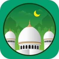 Muslim Prayer Times, Azan, Quran&Qibla By Vmuslim on APKTom