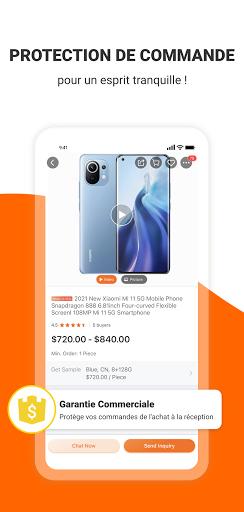 Alibaba.com - leader du e-commerce en ligne B2B screenshot 5