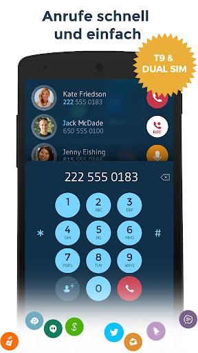 Kontakte & Telefon - drupe screenshot 3