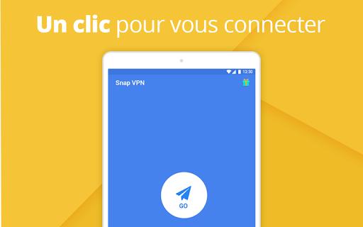 Snap VPN - Fast VPN Proxy screenshot 5