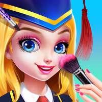 School Makeup Salon on 9Apps