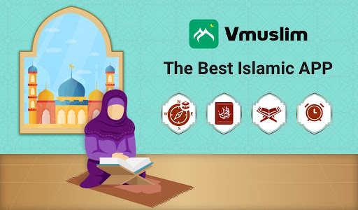 Muslim Prayer Times, Azan, Quran&Qibla By Vmuslim screenshot 8