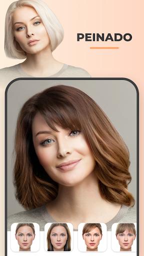 FaceApp: Editor facial, de maquillaje y belleza screenshot 6