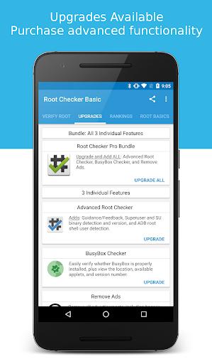 Root Checker 8 تصوير الشاشة