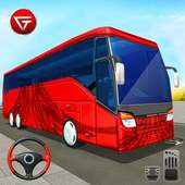 Big City Bus Passenger Transporter: Coach Bus Game on 9Apps