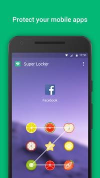 Super Locker screenshot 2